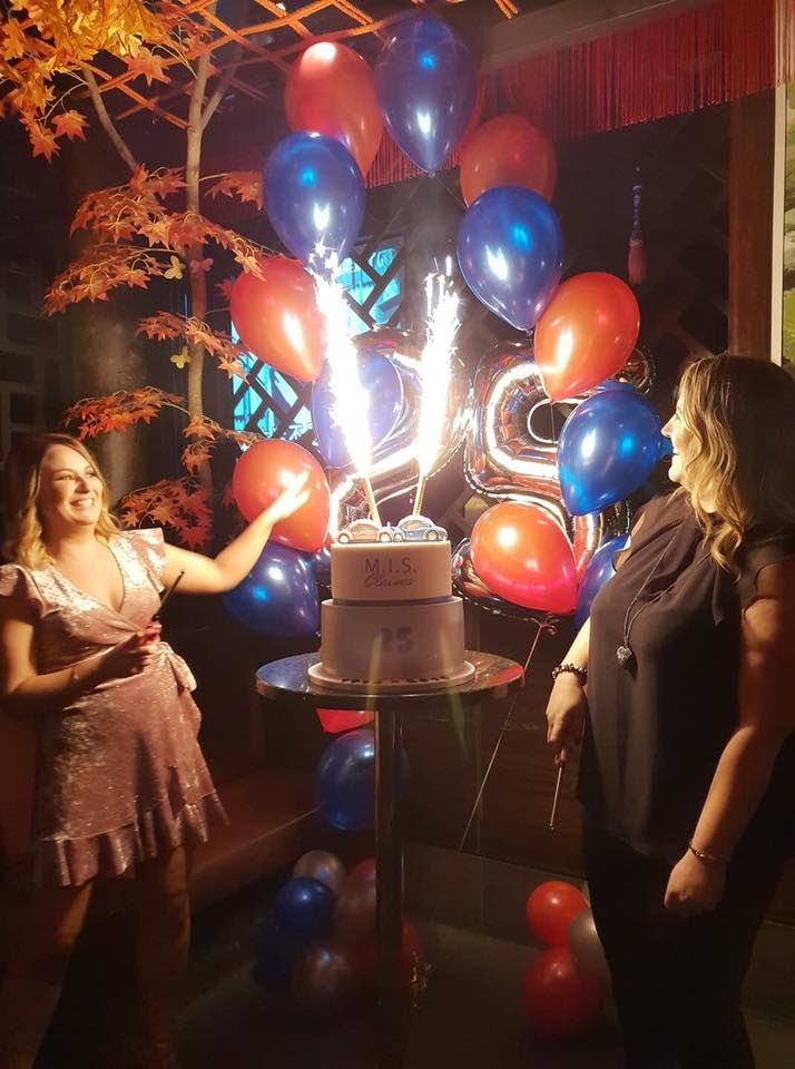 MIS Claims celebrates 25 years in Business