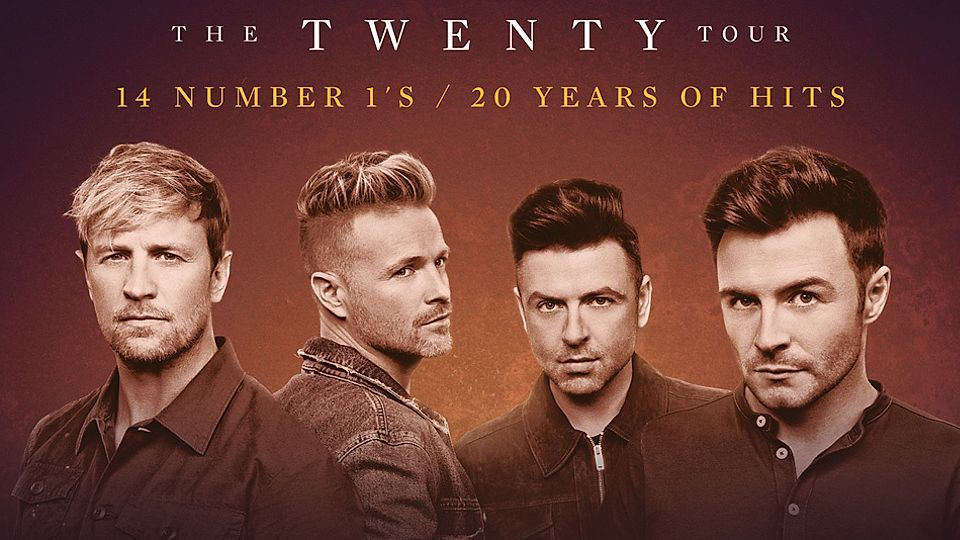 Westlife Tickets Competition