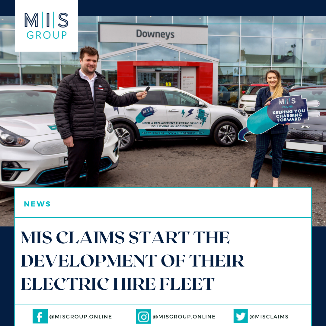 Charging Towards An Electric Hire Fleet – THE FIRST IN NI