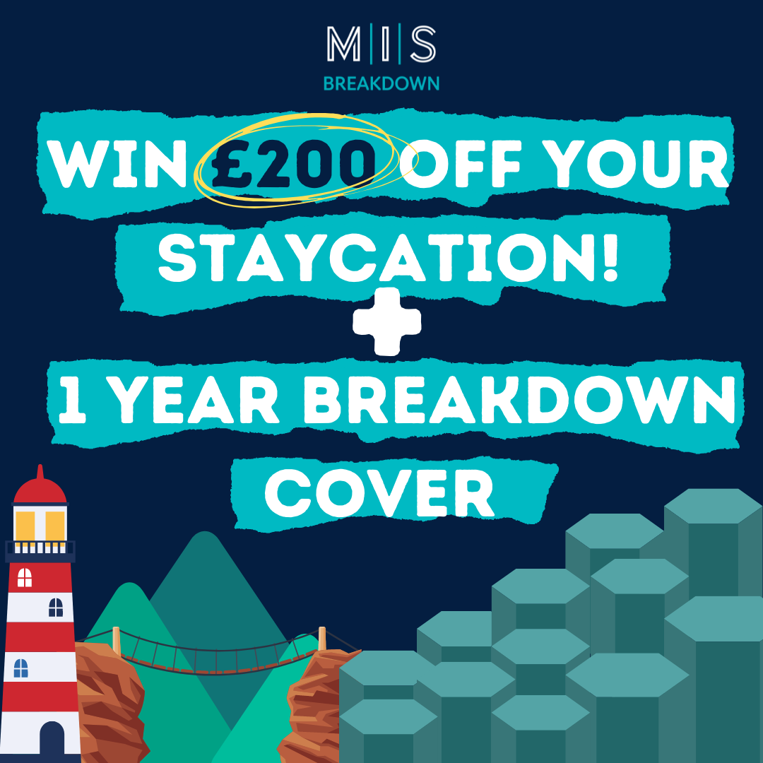WIN £200 OFF YOUR STAYCATION- TERMS AND CONDITIONS
